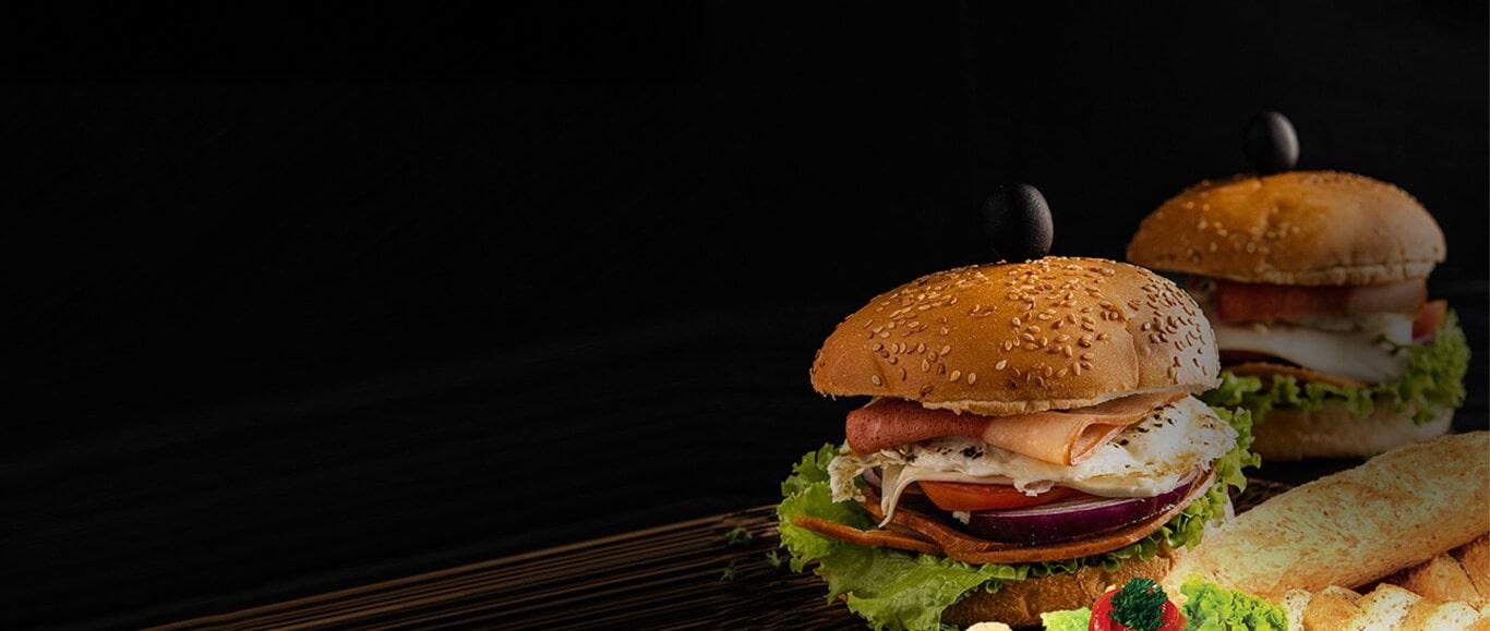 Finagle Burger Buns