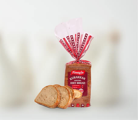 Finagle - Kurakkan Enriched Diet Bread