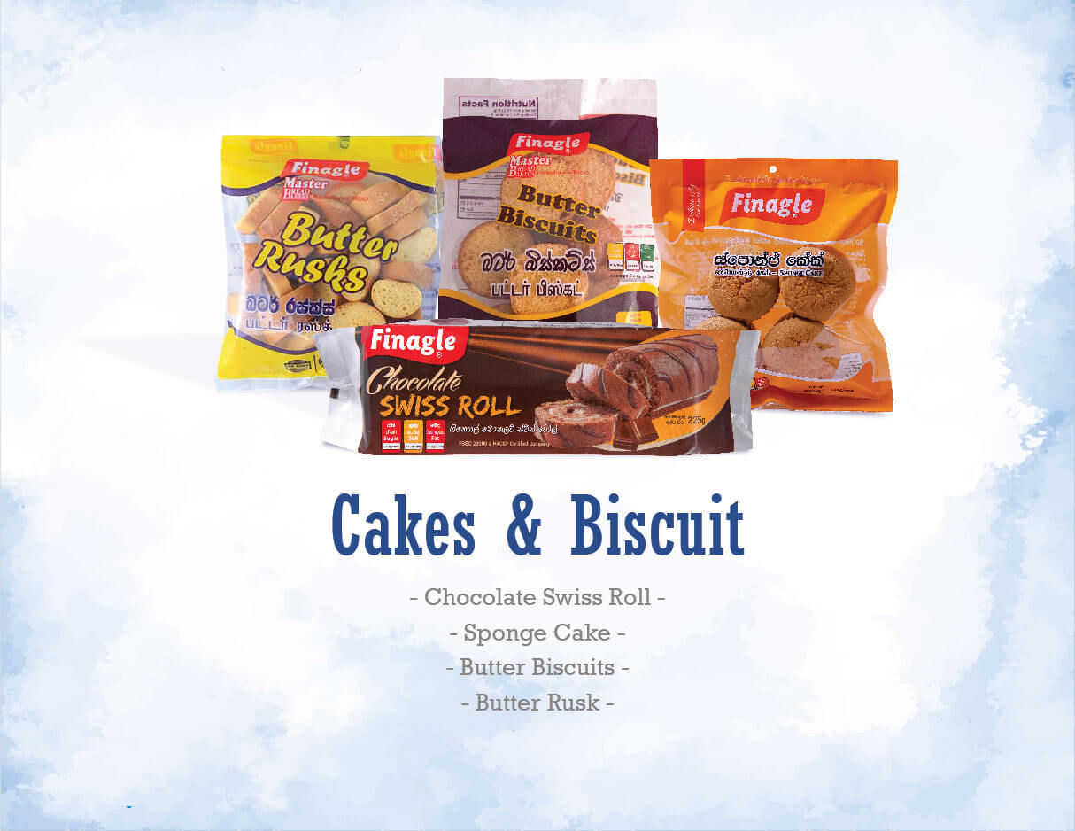Finagle Cakes and Biscuits