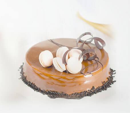 Finagle Chocolate Brownie Praline