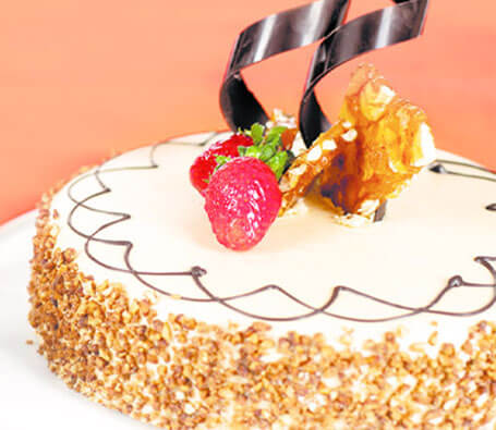 Finagle Nougat Cake