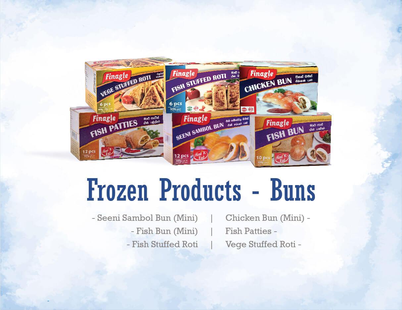 Finagle Frozen Buns
