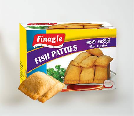 Finagle Fish Patties