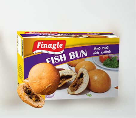Finagle Fish Bun (Mini)