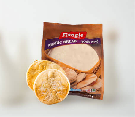 Finagle Arabic Bread