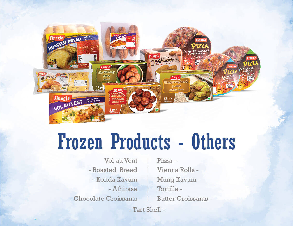 Finagle Frozen other products